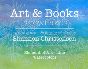 Still image for Art & Books - Snowflake Videos • Shannon Christensen