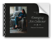 book cover 10 steps of an emerging art collector