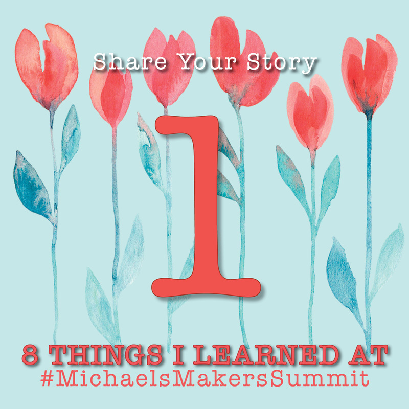 Shannon Christensen What I Learned from Michaels Makers Summit #1