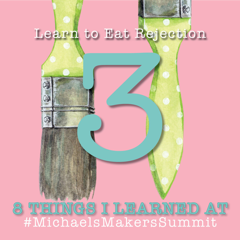 Shannon Christensen What I Learned from Michaels Makers Summit #3