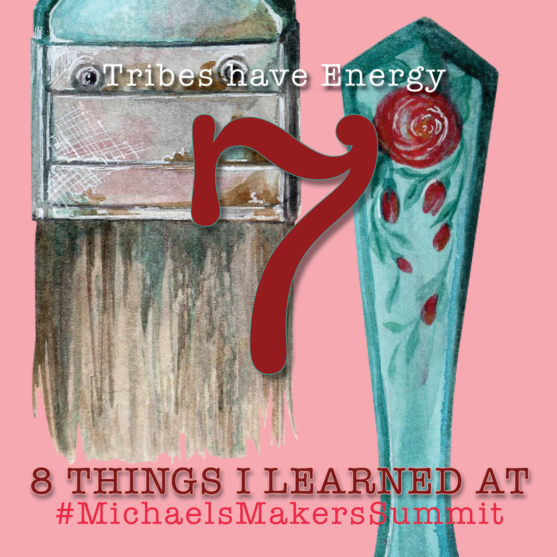 Shannon Christensen What I Learned from Michaels Makers Summit #7